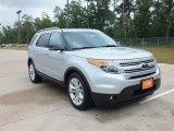 2013 Ingot Silver Metallic Ford Explorer XLT #68051803