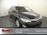 2012 Attitude Black Metallic Toyota Camry XLE #68051602