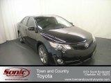 2012 Attitude Black Metallic Toyota Camry SE V6 #68051587