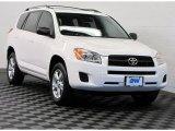 2011 Super White Toyota RAV4 I4 4WD #68051583
