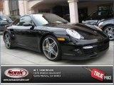 2007 Basalt Black Metallic Porsche 911 Turbo Coupe #68051364