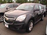 2012 Graystone Metallic Chevrolet Equinox LS #68051254