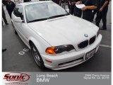 2000 Alpine White BMW 3 Series 328i Coupe #68051448