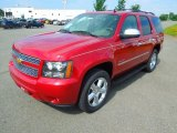 2013 Chevrolet Tahoe Crystal Red Tintcoat