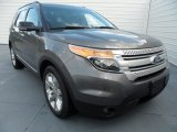 2013 Sterling Gray Metallic Ford Explorer XLT #68051432