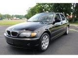 2004 Black Sapphire Metallic BMW 3 Series 325i Sedan #68093656
