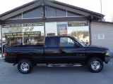 2001 Black Dodge Ram 1500 SLT Club Cab 4x4 #6795949