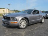 2006 Tungsten Grey Metallic Ford Mustang V6 Deluxe Coupe #68093313