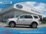 2009 White Suede Ford Escape Limited V6 4WD #68093295