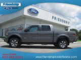 2011 Sterling Grey Metallic Ford F150 FX4 SuperCrew 4x4 #68093291