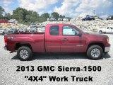 2013 GMC Sierra 1500 SL Extended Cab 4x4