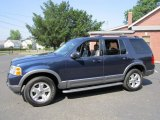 2003 True Blue Metallic Ford Explorer XLT AWD #68093857