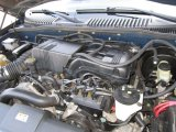 2003 Ford Explorer XLT AWD 4.0 Liter SOHC 12-Valve V6 Engine