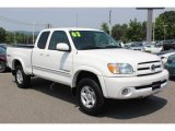 2003 Toyota Tundra Limited Access Cab 4x4 Data, Info and Specs