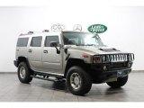 2003 Pewter Metallic Hummer H2 SUV #68093801