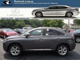 2013 Nebula Gray Pearl Lexus RX 350 AWD #68093476