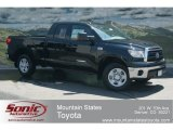 2012 Black Toyota Tundra Double Cab 4x4 #68093114