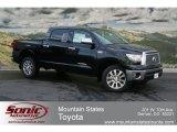 2012 Black Toyota Tundra Platinum CrewMax 4x4 #68093112