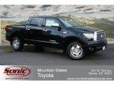2012 Black Toyota Tundra Limited CrewMax 4x4 #68093110