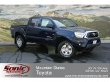 2012 Nautical Blue Metallic Toyota Tacoma V6 TRD Double Cab 4x4 #68093094