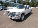 2013 Chevrolet Silverado 1500 White Diamond Tricoat