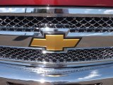 2013 Chevrolet Silverado 1500 LT Crew Cab 4x4 Marks and Logos
