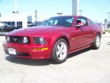 2006 Redfire Metallic Ford Mustang GT Premium Coupe #4840492