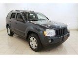 2006 Steel Blue Metallic Jeep Grand Cherokee Laredo 4x4 #68093702