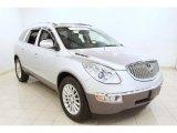 2009 Quicksilver Metallic Buick Enclave CXL AWD #68093694