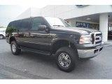 2005 Black Ford Excursion XLT 4x4 #68152574