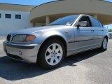 2005 Silver Grey Metallic BMW 3 Series 325i Sedan #68152986