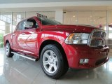 2012 Dodge Ram 1500 Laramie Limited Crew Cab Data, Info and Specs