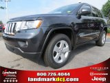 2012 Maximum Steel Metallic Jeep Grand Cherokee Laredo X Package #68152536
