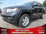 2012 Maximum Steel Metallic Jeep Grand Cherokee Laredo X Package #68152536