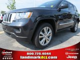 2012 Maximum Steel Metallic Jeep Grand Cherokee Laredo X Package 4x4 #68152533