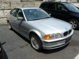 2001 Titanium Silver Metallic BMW 3 Series 330i Sedan #68153323