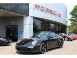 2012 Black Porsche 911 Carrera 4 GTS Coupe #68152876