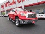 2008 Radiant Red Toyota Tundra SR5 CrewMax #68152418
