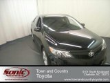 2012 Attitude Black Metallic Toyota Camry SE #68152833