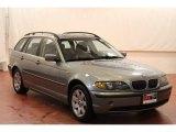 2004 Silver Grey Metallic BMW 3 Series 325xi Wagon #68153219