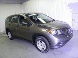 2012 Urban Titanium Metallic Honda CR-V LX 4WD #68152803