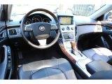 2009 Cadillac CTS 4 AWD Sedan Ebony Interior