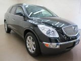 2010 Carbon Black Metallic Buick Enclave CXL AWD #68152240