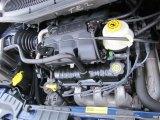 2001 Chrysler Voyager Engines
