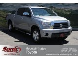 2008 Silver Sky Metallic Toyota Tundra Limited CrewMax 4x4 #68152214