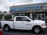 2011 Bright White Dodge Ram 1500 SLT Quad Cab #68152680