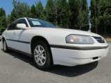 2001 Chevrolet Impala White