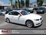 2009 Alpine White BMW 3 Series 328i Coupe #68152628