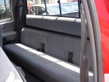 1995 Ford F150 XLT Extended Cab 4x4 Rear Seat