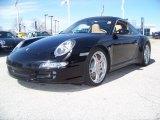 2007 Black Porsche 911 Targa 4S #6150662